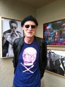 Bob in T-shirt